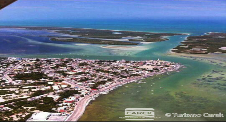 how to get to las coloradas from cancun