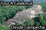 Tour A Calakmul Y Balamku Desde Campeche