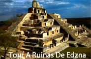 Tour Ruinas De Edzna En Campeche Tours Y Excursiones