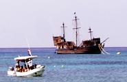Tour De Snorkel A Cozumel En Barco Pirata Todo Incluido