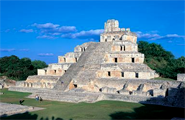 Tour Edzna, Kabah Y Uxmal Desde Campeche