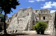 Tour Edzna Y Santa Rosa Xtampak desde Campeche