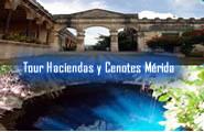 Tour Haciendas Y Cenotes En Mérida