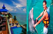 Isla Mujeres Tour Todo Incluido Con Delfines