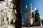 Tour Pueblo Mágico De Valladolid y Ruinas De Ek Balam Desde Mérida