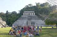 Tour Ruinas De Palenque, Cascada de Misol-Ha y Cascada Roberto Barrios desde Villahermosa Tabasco