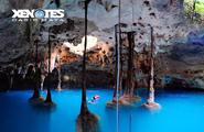 tour xenotes desde cancun excursion a los cenotes precios y mapa de ubicacion