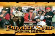 Tour Barco Pirata Cozumel